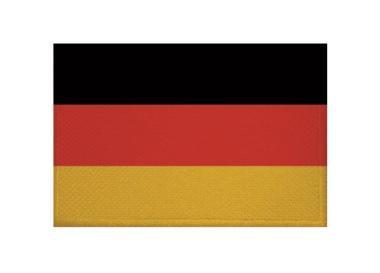 Aufnäher Patch Deutschland 9 x 6 cm