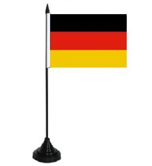 Tischflagge Deutschland 10 x 15 cm