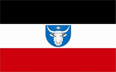 Flagge Deutsch Südwestafrika