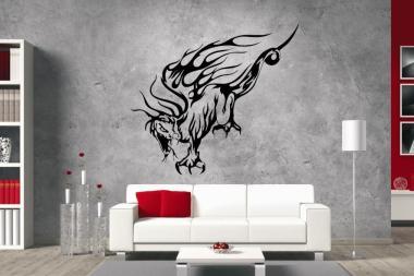 Wandtattoo Dragon Motiv Nr. 11
