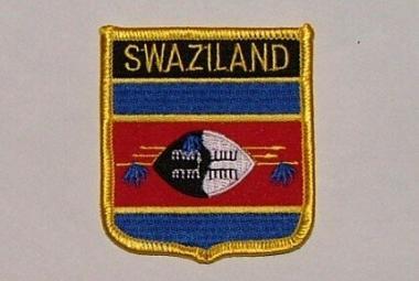 Wappenaufnäher Swaziland Swasiland