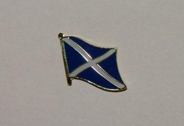 Pin Schottland 20 x 17 mm