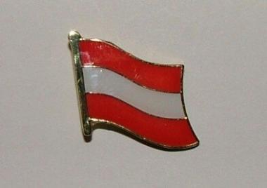 Pin Österreich 20 x 17 mm