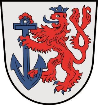Aufkleber Düsseldorf Wappen