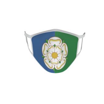 Gesichtsmaske Behelfsmaske Mundschutz East Yorkshire County
