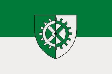 Flagge Eggern (Niederösterreich)