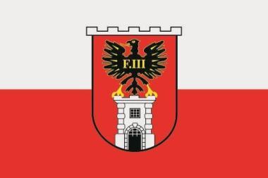 Flagge Eisenstadt (Burgenland)