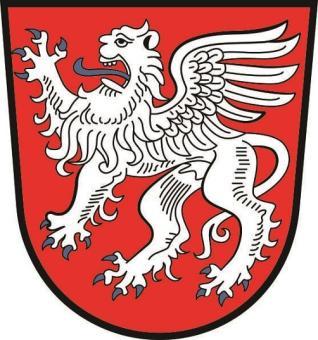 Aufkleber Eltville OT Erbach Wappen