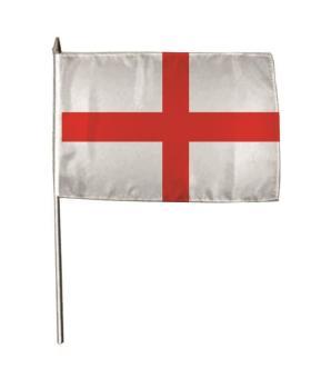 Stockflagge England 30 x 45 cm