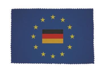 Glasreinigungstuch Europa mit Deutschland