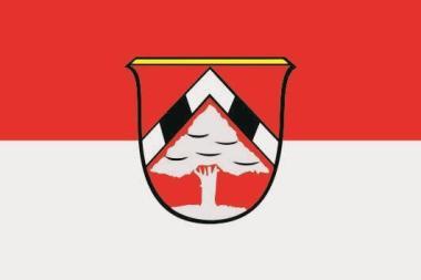 Flagge Faistenau (Salzburg)