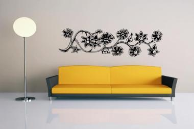 Wandtattoo Flower Motiv Nr. 6