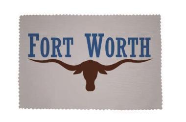 Glasreinigungstuch Fort Worth