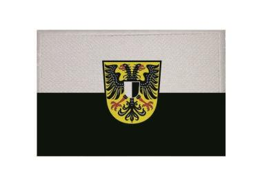 Aufnäher Patch Friedberg ( Hessen ) 9 x 6 cm