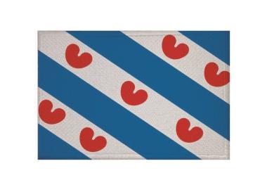 Aufnäher Patch Friesland ( Niederlande ) 9 x 6 cm