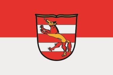 Aufkleber Fuchsstadt