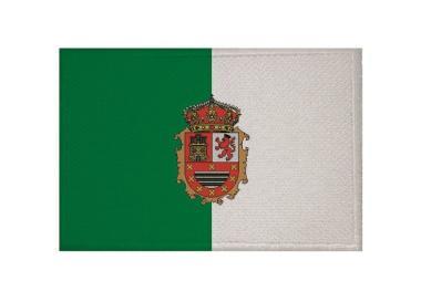 Aufnäher Patch Fuerteventura 9 x 6 cm