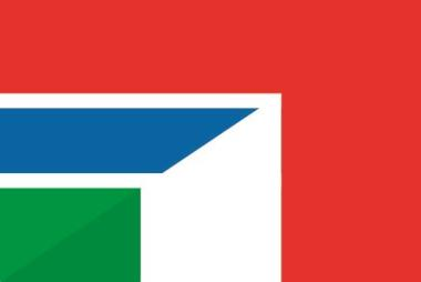 Aufkleber Gambia-Italien