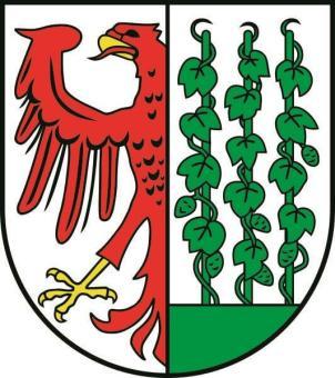 Aufkleber Gardelegen Wappen