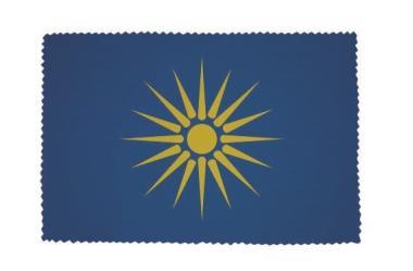 Glasreinigungstuch Griechisch Mazedonien