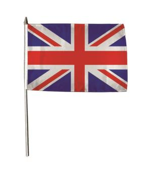Stockflagge Grossbritannien 30 x 45 cm
