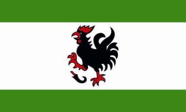 Flagge Haan