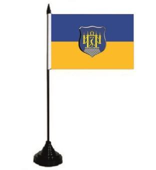 Tischflagge Haiger 10 x 15 cm
