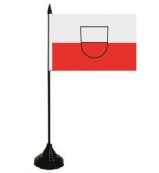 Tischflagge Haigerloch 10 x 15 cm