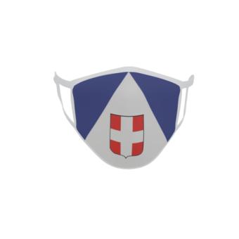 Gesichtsmaske Behelfsmaske Mundschutz Haute Savoie Department