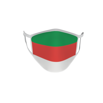 Gesichtsmaske Behelfsmaske Mundschutz Helgoland