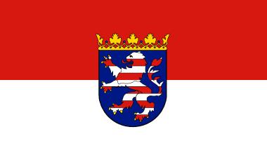 Fahne Hessen 90 x 150 cm