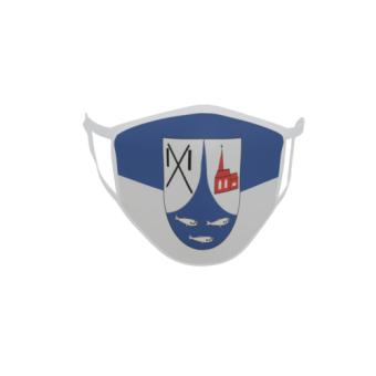 Gesichtsmaske Behelfsmaske Mundschutz Hohen Sprenz