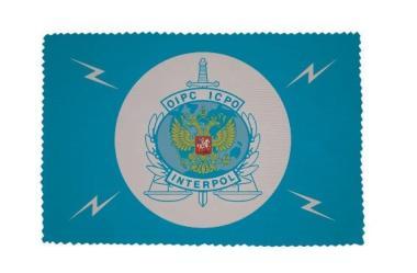Glasreinigungstuch Interpol Russland