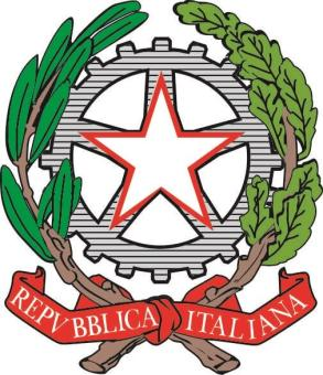 Aufkleber Italien Wappen