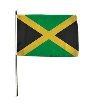 Stockflagge Jamaika 30 x 45 cm