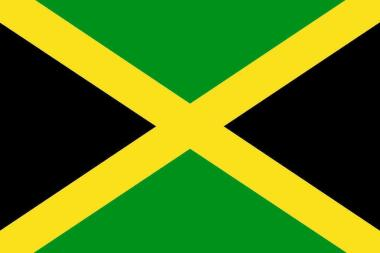 Flagge Jamaika