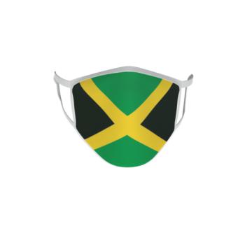 Gesichtsmaske Behelfsmaske Mundschutz Jamaika L