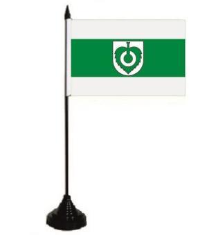Tischflagge Jembke 10 x 15 cm