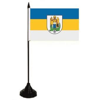 Tischflagge Jena 10 x 15 cm