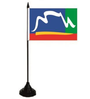 Tischflagge Johannesburg 10 x 15 cm