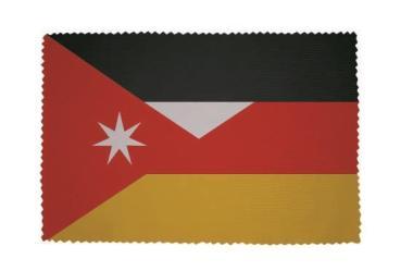 Glasreinigungstuch Jordanien - Deutschland