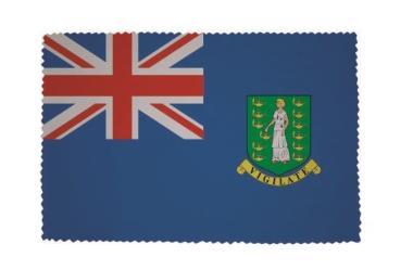Glasreinigungstuch Jungfern Inseln Grossbritannien
