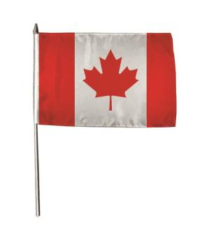 Stockflagge Kanada 30 x 45 cm