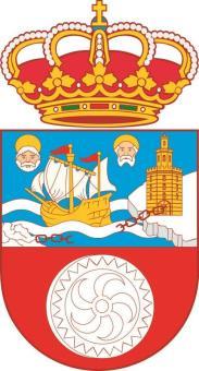 Aufkleber Kantabrien Wappen
