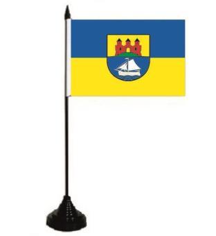 Tischflagge Kellinghusen 10 x 15 cm