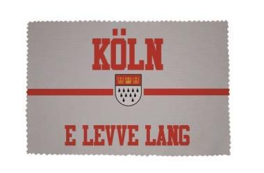 Glasreinigungstuch Köln e leve lang