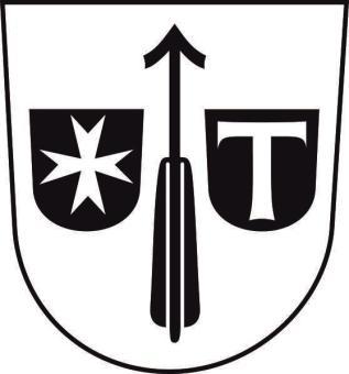 Aufkleber Köln OT Lövenich Wappen