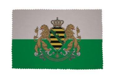 Glasreinigungstuch Königreich Sachsen