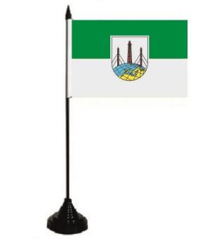 Tischflagge Königswusterhausen 10 x 15 cm