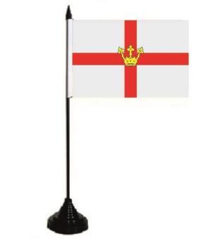 Tischflagge Koblenz 10 x 15 cm